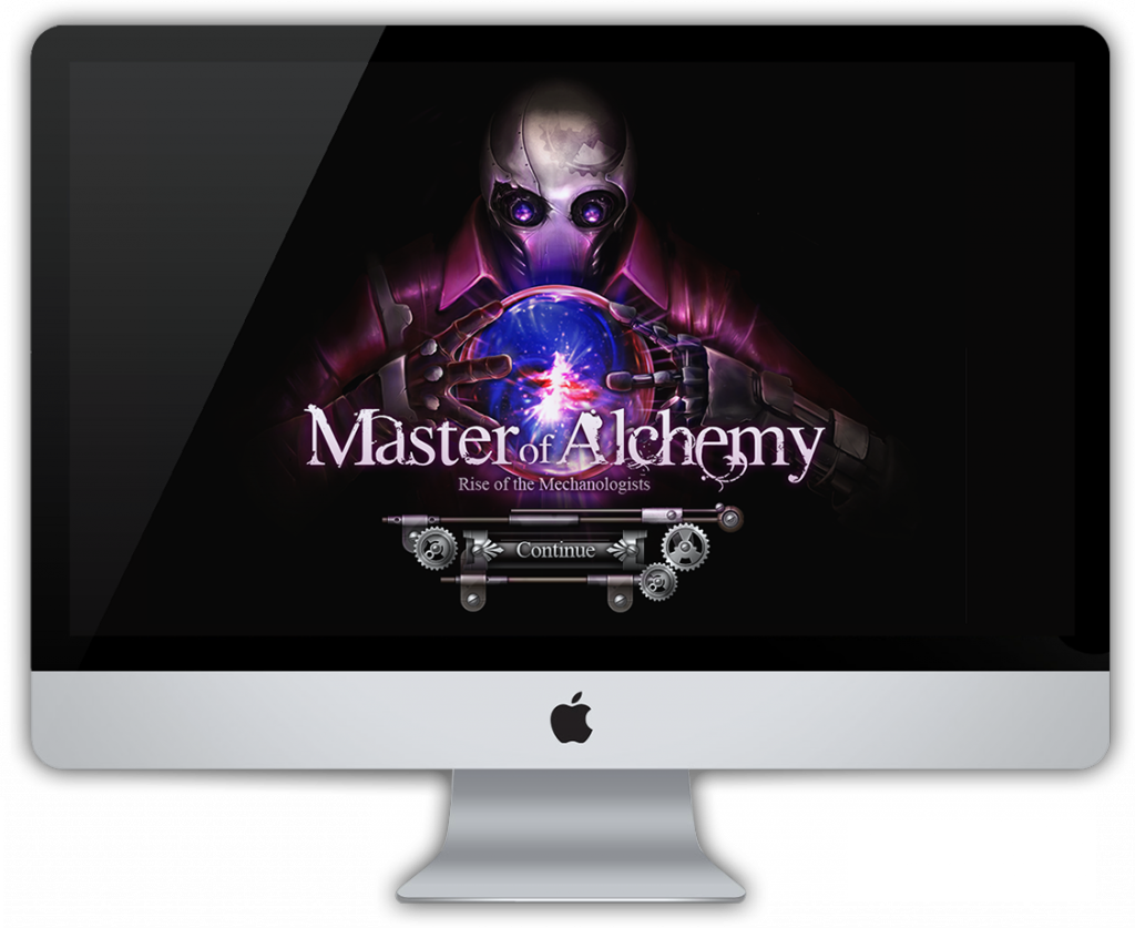 Master of Alchemy Rise of the Mechanologists