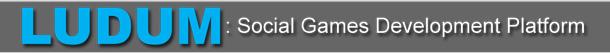 LUDUM: Social Games Development Platform